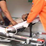 ACTUALIZARE – ACCIDENT – Un copil care cersea in intersectia Bucuresti cu Unirii a fost lovit de o dubita (GALERIE VIDEO)