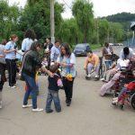ZIUA COPILULUI – Bucuria copilariei, de 1 iunie, pentru copiii cu dizabilitati de la Esperando