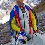 SPORT EXTREM – Nou record mondial: Valeri Rozov a sarit in gol de la 6.543 metri, in Himalaya