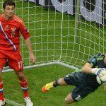 FOTBAL – EURO 2012 – Meciul 10: Polonia – Rusia 1-1
