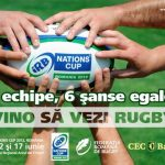 RUGBY – IRB NATIONS CUP – Sapte jucatori baimareni convocati la nationala