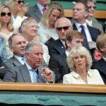 TENIS DE CAMP – Printul Charles a fost la Wimbledon pentru prima oara dupa 42 de ani