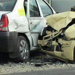 ACTUALIZARE – ACCIDENT RUTIER – Doua persoane ranite in urma unui accident, la intrare in Recea (GALERIE VIDEO)