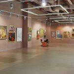 EXPOZITIE RETROSPECTIVA – 48 de lucrari ale artistilor baimareni contemporani, expuse la Gold Plaza Baia Mare