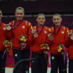 JO 2012 – GIMNASTICA – A PATRA MEDALIE PENTRU ROMANIA – Echipa feminina a Romaniei a cucerit bronzul