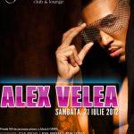 """CONCERT – Alex Velea va incinge atmosfera in clubul """"Athos"""" din Baia Mare"""