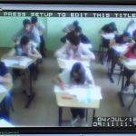 AUDIERI ELEVI – SUBIECTE COPIATE – Ancheta a Ministerului Educatiei dupa frauda la bac semnalata la Targu Lapus (GALERIE VIDEO)