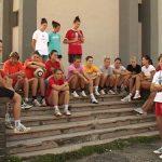 HANDBAL – LIGA NATIONALA – Reunirea echipei HCM Baia Mare s-a facut sub comanda antrenoarei Magda Kovacs (VIDEO)