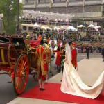 VIP – Kate Middleton primeste 300.000 de lire sterline pentru ca si-a expus rochia de mireasa