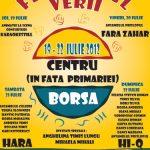 """FESTIVAL DE VOIE BUNA – Patru zile de distractie la """"Festivalul verii"""" din Borsa"""