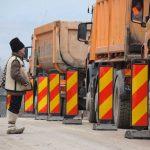 PROTESTE – Soferii din Cavnic strang semnaturi pentru urgentarea lucrarilor pe drumul judetean Baia Sprie-Barsana (VIDEO)