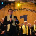 CRIN ANTONESCU – BAIA MARE – Liderul PNL crede ca soarta sa de a ajunge presedintele tarii depinde de cei care nu au votat la alegerile trecute (VIDEO)