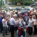 PROTESTE SI PROCESE – Asistentii persoanelor cu handicap se pregatesc sa iasa in strada