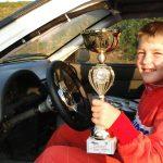 RALLY SPRINT – Baimareanul David Tarta, victorios pe circuitul de la Hungaroring (GALERIE FOTO)