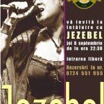 CONCERT – Petrecere cu solista Jezebel, in Sighetu Marmatiei