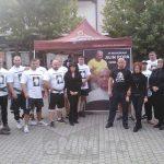 STRONGEST MAN 2012 – Record national doborat la intrecerea titanilor din Baia Mare (GALERIE VIDEO si FOTO)