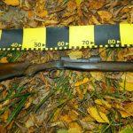 ARMAMENT – Arma artizanala de vanatoare gasita in trunchiul unui copac din Viseu de Sus