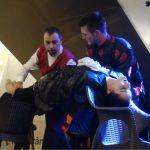 MAGIE CU CHRISTIANIS – Vrajitoare transformate in schelet si parada de animale exotice, la mallul din Baia Mare (VIDEO)