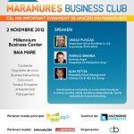 MARAMURES BUSINESS CLUB – Trei personalitati politice si de business din Romania vin in Baia Mare