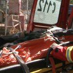 ACTUALIZARE 2 – ACCIDENT DE MUNCA – Muncitor ranit de de un utilaj, in curtea societatii Remat din Baia Mare (GALERIE VIDEO)