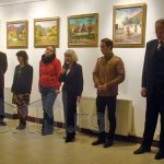 EVENIMENT – Expozitie comemorativa pentru pictorita Silvia Onisa, vernisata in Baia Mare (VIDEO)
