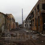 REPORTAJ eMM.ro – APSA BAIA MARE – Cautatorii de fier vechi au mai doborat un colos industrial din Baia Mare (VIDEO si GALERIE FOTO)