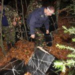 CONTRABANDA – Cinci maramureseni au fost retinuti pentru contrabanda cu tigari ucrainene in ultimele 24 de ore (VIDEO)