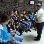 """FOLCLOR – Spectacole in Baia Mare si Stramtura in cadrul proiectului """"Tineri in cautarea identitatii folclorice"""""""