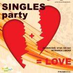 "PETRECERE – Baimarenii singuri pot sa isi gaseasca jumatatea la ""Singles Party"""