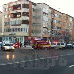 ACTUALIZARE 2 – ACCIDENT – Tanara ranita pe bulevardul Traian din Baia Mare, pe o trecere de pietoni (VIDEO si GALERIE FOTO)