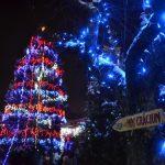 START LA SARBATORI – Mos Nicolae a deschis oficial sarbatorile de iarna in centrul Sighetului