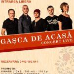 CONCERTE – Trupele Road Players Band si Gasca de Acasa vor canta in Mystique Pub