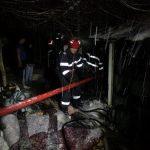 ACTUALIZARE – INCENDIU – Chiriasii au dat foc unei case de pe strada Razoarele din Baia Mare (GALERIE VIDEO)