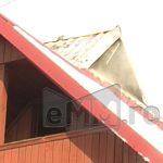ACTUALIZARE – INCENDIU – Foc in podul unei case de pe strada Gheorghe Pop de Basesti din Baia Mare (VIDEO)