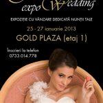 "TARG DE NUNTI – Oferte atractive si reduceri la ""Gold Wedding Expo"" din Baia Mare"