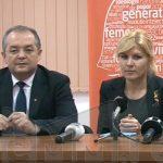 VIZITA – Elena Udrea a incercat sa castige voturile PDL-istilor maramureseni cu promisiunea ca va duce din nou partidul la guvernare