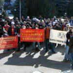 PROTESTE POSTASI – Angajatii de la Posta Romana vor lua cu asalt Palatul Administrativ Baia Mare, in 17 august (VIDEO)