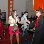 GAUDEAMUS IGITUR – Zeci de studenti baimareni au imbracat astazi roba si toca de absolventi (VIDEO)
