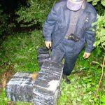 CONTRABANDA – Trei barbati care transportau tigari din Ucraina au dat bir cu fugitii pentru a scapa de politistii de frontiera