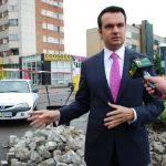 PARCARI – Aproape 100 de noi locuri vor fi amenajate in zona Garii din Baia Mare (VIDEO)