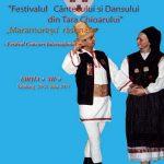 ADVERTORIAL – Festival al cantecului si dansului popular din Tara Chioarului, organizat in Satulung