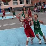 BABYBASCHET – BC Olimpic Baia Mare, locul 3 la Campionatul National
