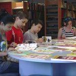 ACTIVITATE DE VACANTA – Cursuri de germana si japoneza oferite gratuit la Biblioteca Judeteana (VIDEO)
