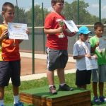 TENIS DE CAMP – Maramuresenii, de sapte ori pe podium la Trofeul Satmarului