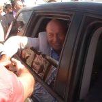 ACTUALIZARE – VIZITA PREZIDENTIALA – Presedintele Traian Basescu, in pasul Prislop (VIDEO)