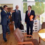REACTIE POZITIVA – Ambasadorul Olandei se implica activ in proiectul primarului Catalin Chereches privind comunitatea romilor din Baia Mare (VIDEO)