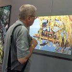 EXPOZITIE – Povestile din jurul castelului Teleki din Coltau, sursa de inspiratie pentru mai multi artisti plastici baimareni (VIDEO)