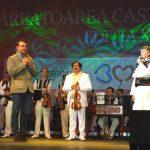 SARBATOAREA CASTANELOR – Mii de baimareni au cantat alaturi de cei mai iubiti interpreti de muzica populara din tara (VIDEO)