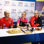 """HANDBAL – LIGA CAMPIONILOR – Costica Buceschi: """"La ei se danseaza vals, la noi se joaca roata! Lumea nu prea stie ce se joaca in Baia Mare…"""" (GALERII VIDEO si FOTO)"""
