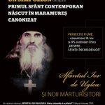 """SFINTENIE – Simpozion despre """"Sfantul Iov de Uglea si noii marturisitori"""", organizat la Sighetu Marmatiei"""